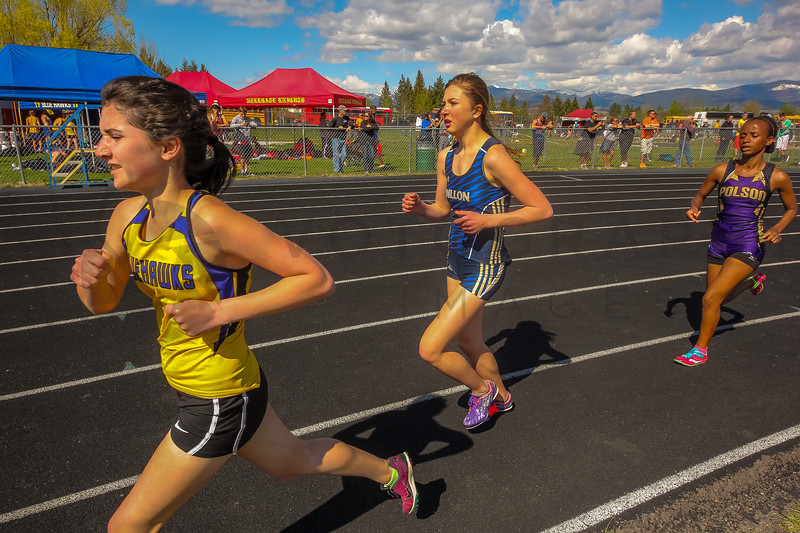 2016 Missoula Invite - 3200m girls (f)-32