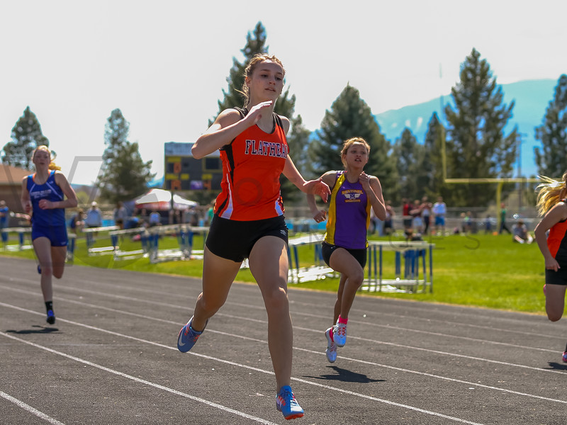 2016 Missoula Invite - 200m girls (f)-43