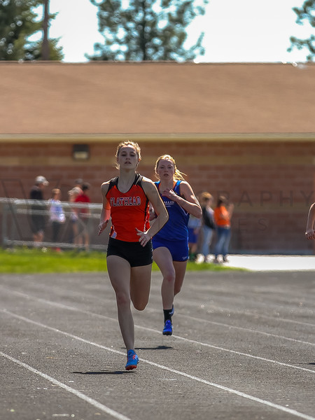 2016 Missoula Invite - 200m girls (f)-36