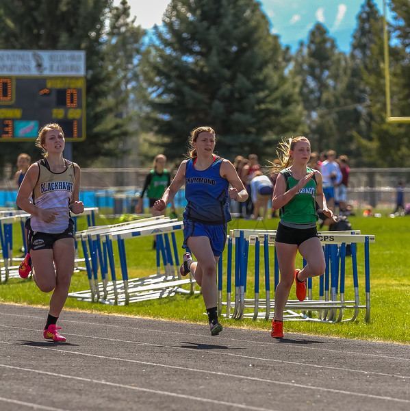 2016 Missoula Invite - 200m girls (f)-41