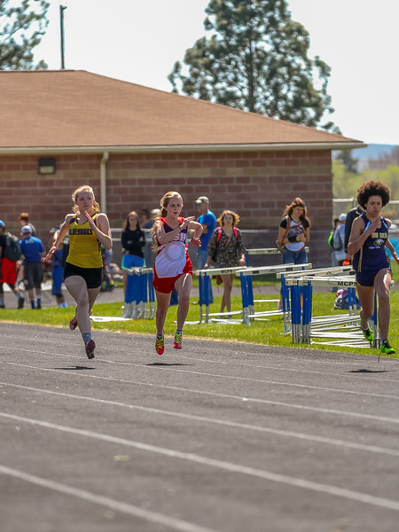 2016 Missoula Invite - 200m girls (f)-10