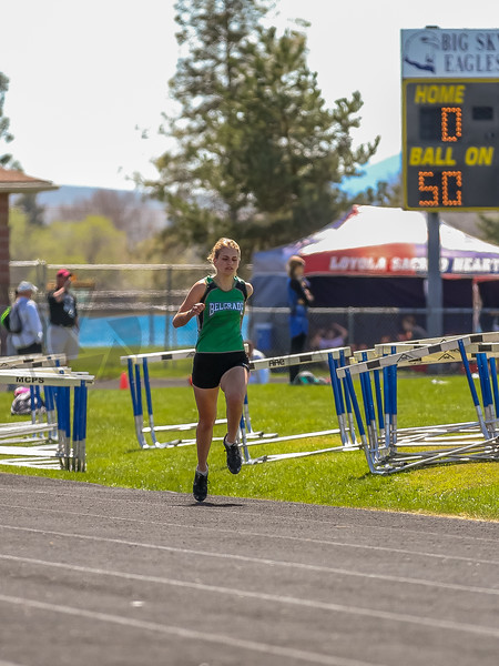 2016 Missoula Invite - 200m girls (f)-9