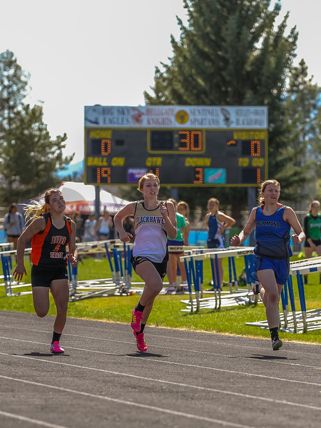 2016 Missoula Invite - 200m girls (f)-39