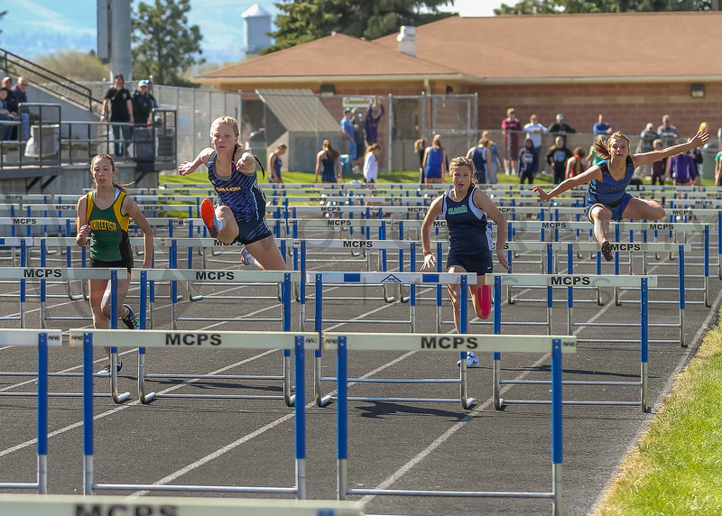 2016 Missoula Invite - 100m - girls (f)-46
