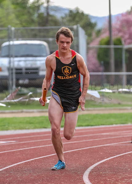 2017 T&F Greg Rice Missoula City Meet - 4x400m (f)-296