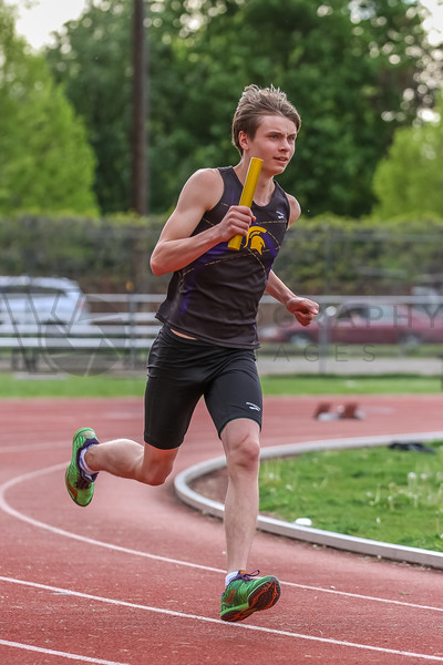 2017 T&F Greg Rice Missoula City Meet - 4x400m (f)-302