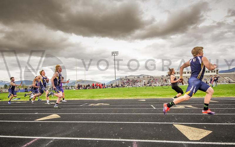 4x100m relay (f)-14