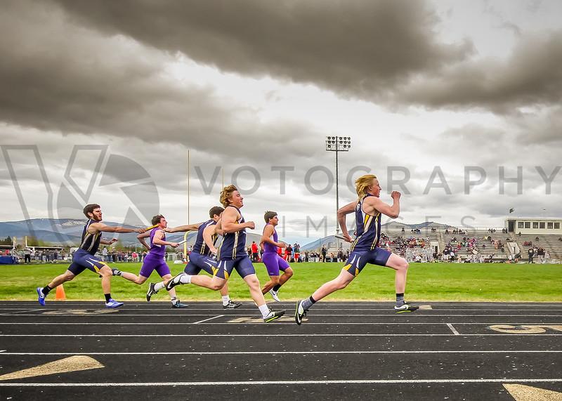 4x100m relay (f)-16