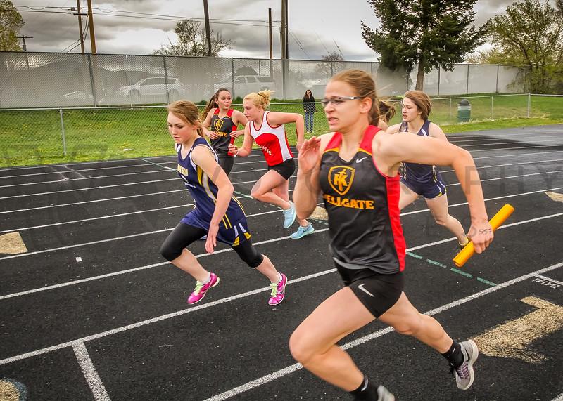 4x100m relay (f)-37