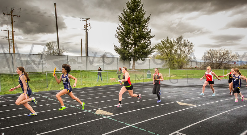 4x100m relay (f)-33