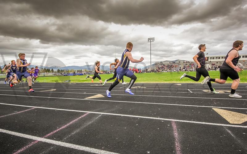 4x100m relay (f)-9