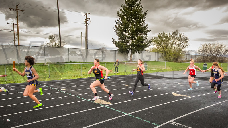 4x100m relay (f)-34