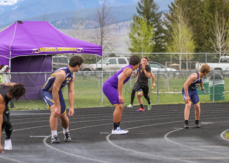 4x100m relay (f)-46