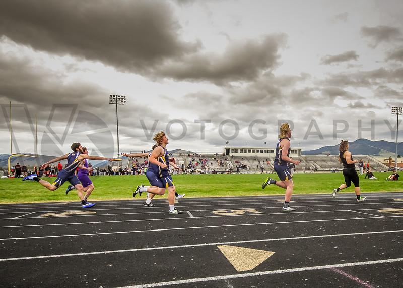 4x100m relay (f)-18