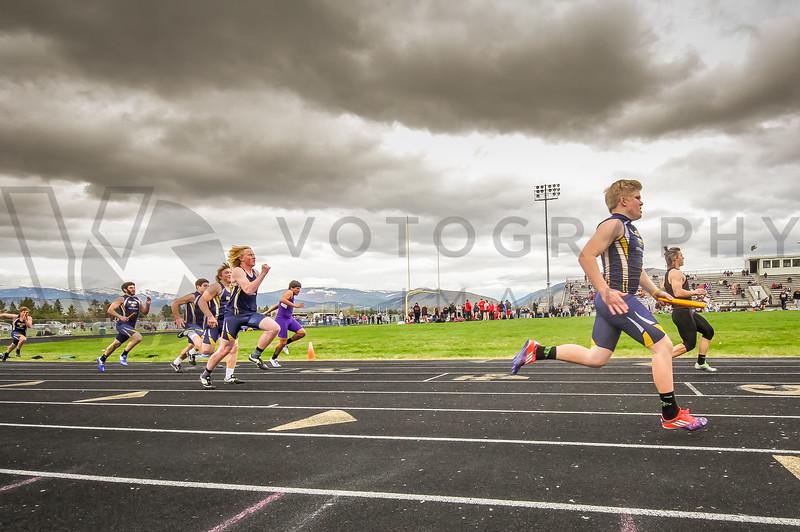 4x100m relay (f)-13