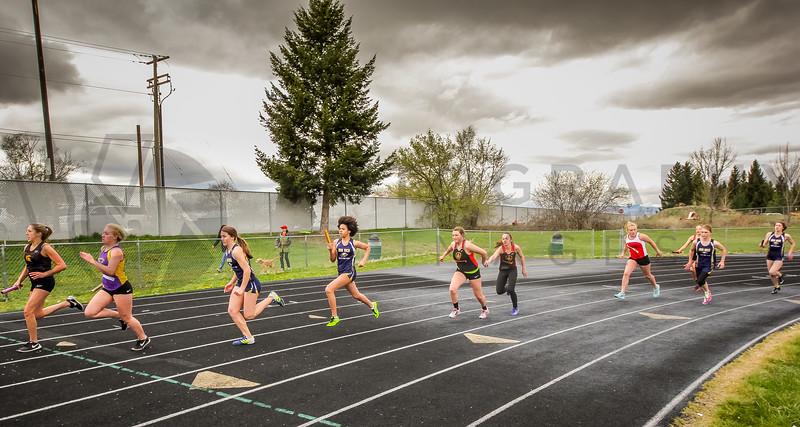 4x100m relay (f)-30