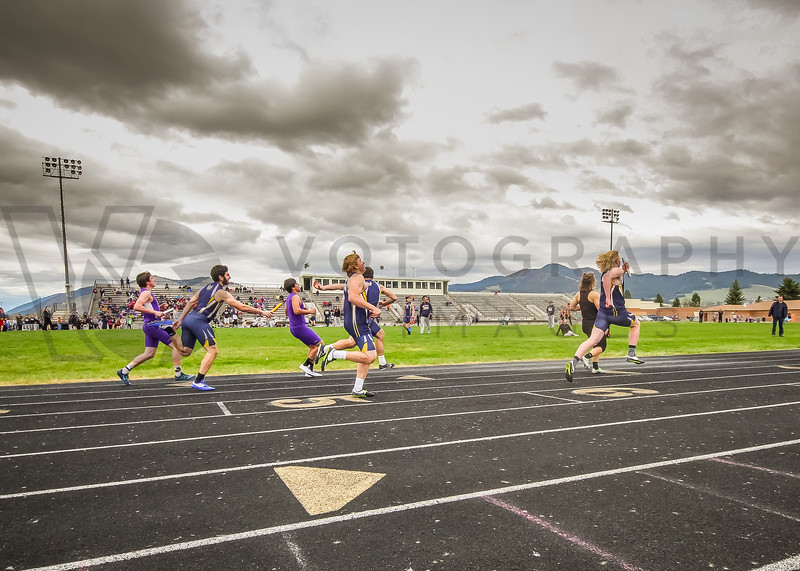 4x100m relay (f)-20