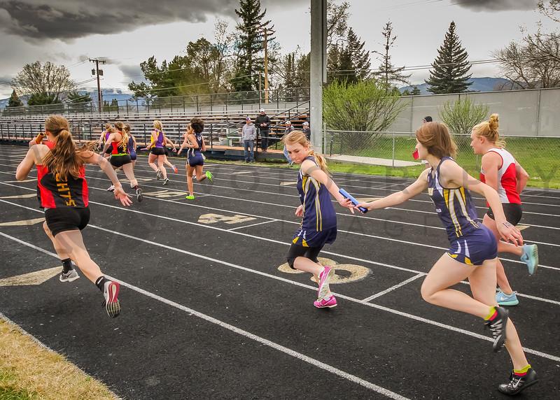4x100m relay (f)-40