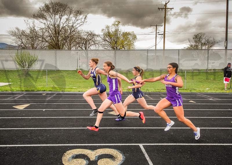 4x100m relay (f)-22