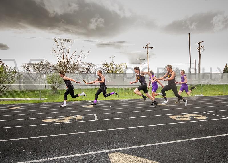 4x100m relay (f)-1