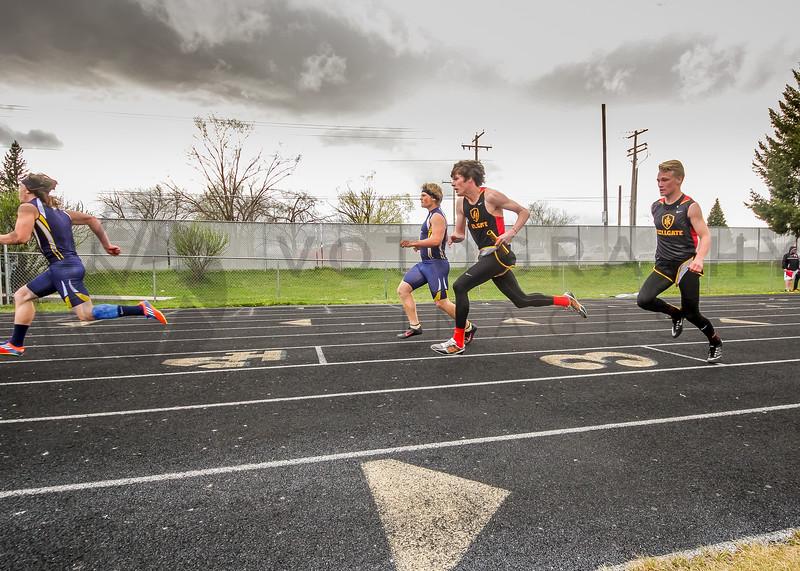 4x100m relay (f)-5