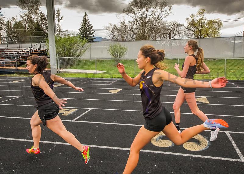 4x100m relay (f)-25