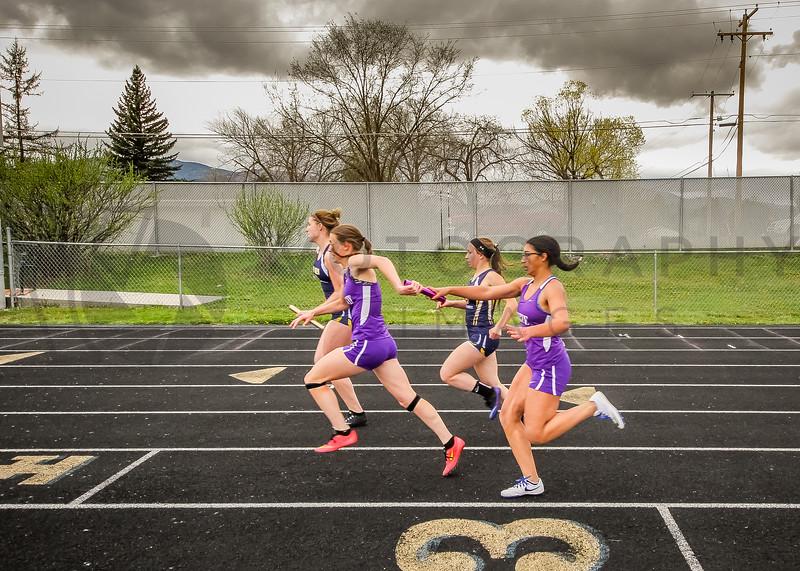 4x100m relay (f)-23