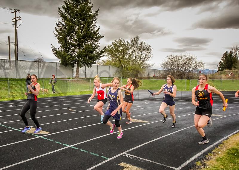 4x100m relay (f)-35