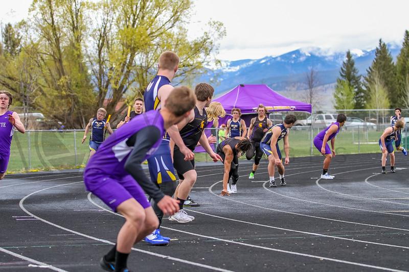 4x100m relay (f)-47