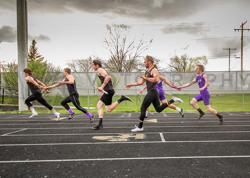 4x100m relay (f)-3