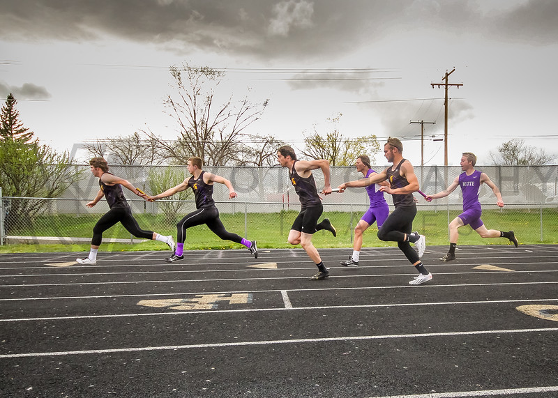 4x100m relay (f)-2
