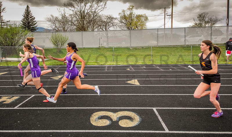 4x100m relay (f)-24