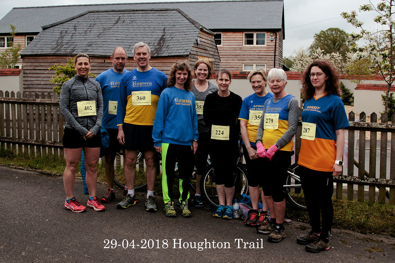 Houghton Trail Run 2018