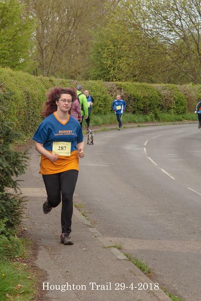 Houghton Trail Run 2018