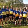 The Houghton Trail Run (11k) 23/4/2017