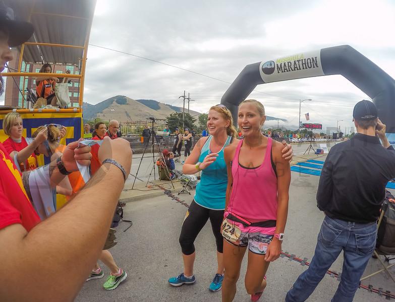 2015 Missoula Marathon - 4-10 pacer (f)-42