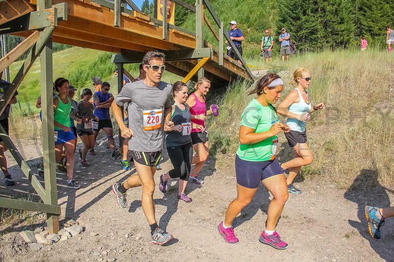 Marshall Mountain Trail Run 10K (f)-29