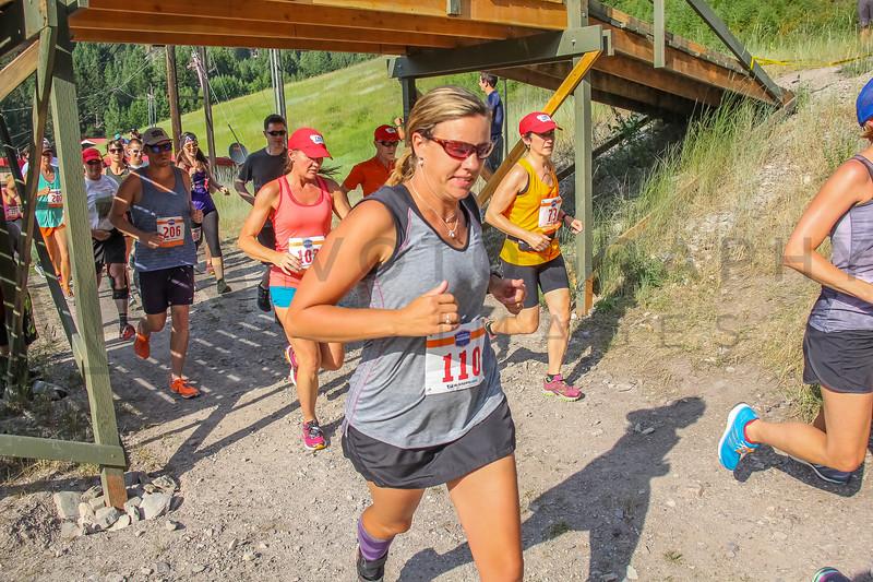 Marshall Mountain Trail Run 10K (f)-18