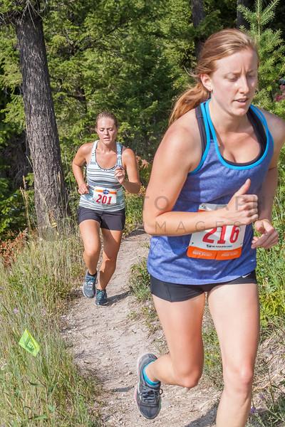 Marshall Mountain Trail Run 5K (f)-134