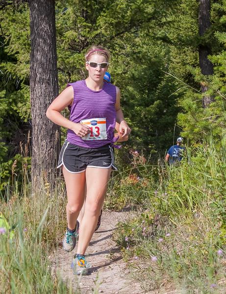 Marshall Mountain Trail Run 5K (f)-165