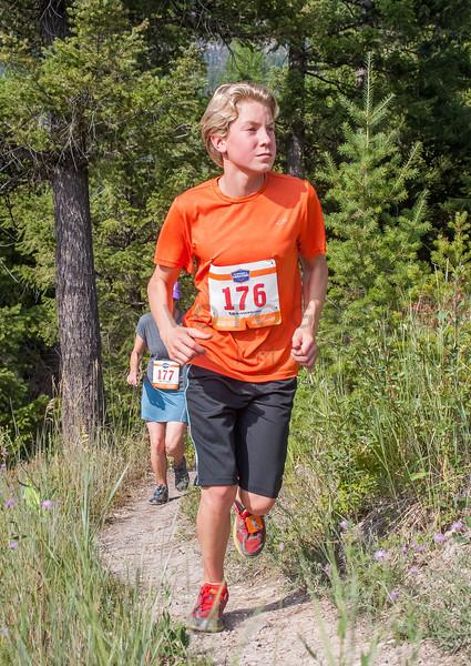 Marshall Mountain Trail Run 5K (f)-114
