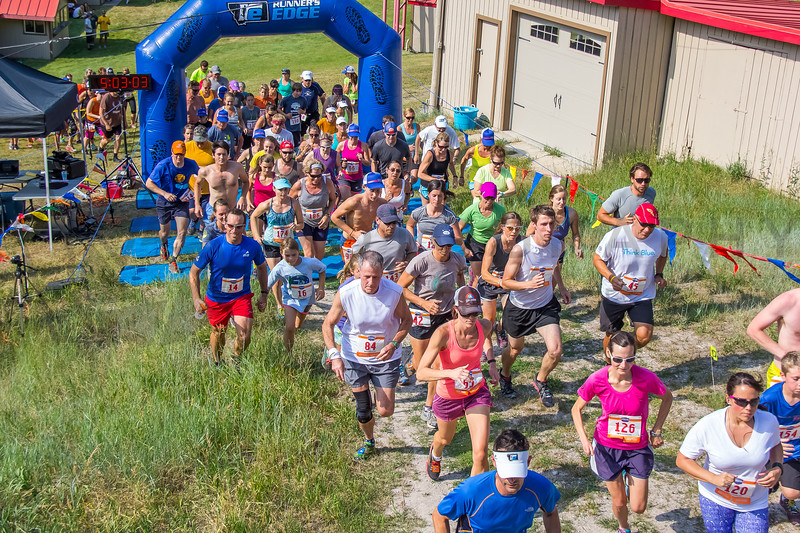 Marshall Mountain Trail Run 5K (f)-13
