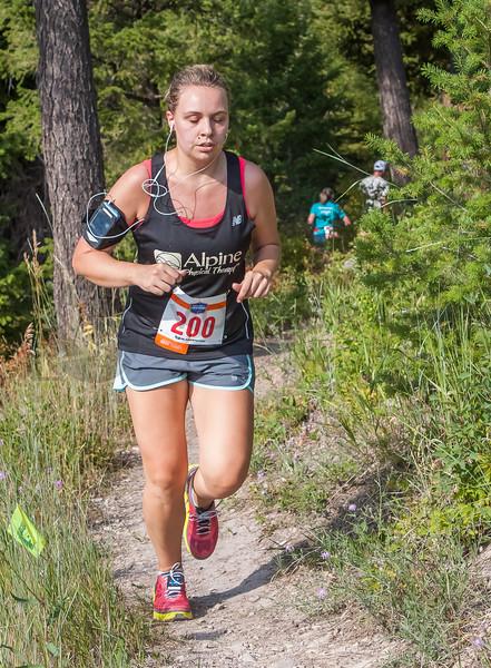 Marshall Mountain Trail Run 5K (f)-142