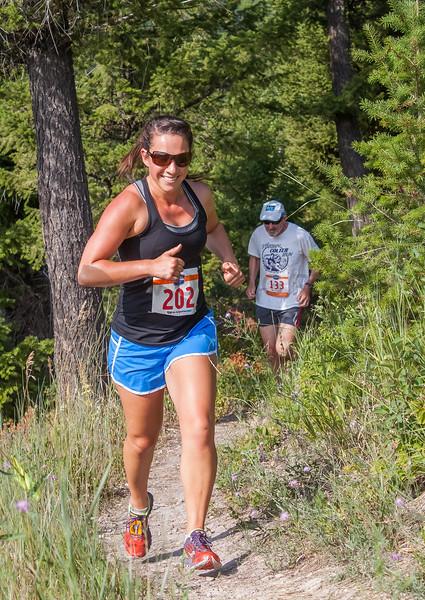 Marshall Mountain Trail Run 5K (f)-90