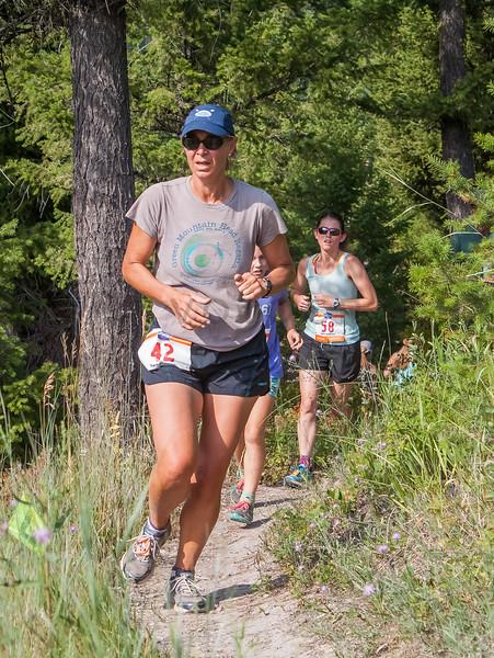 Marshall Mountain Trail Run 5K (f)-100