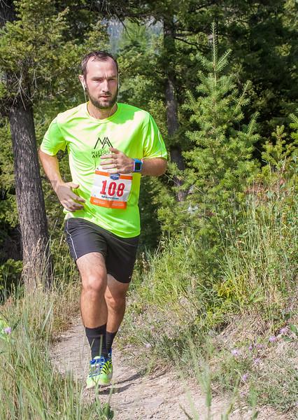 Marshall Mountain Trail Run 5K (f)-109