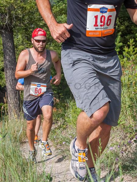 Marshall Mountain Trail Run 5K (f)-107