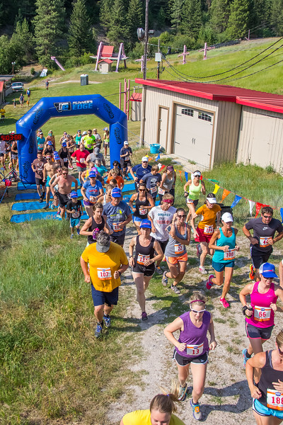 Marshall Mountain Trail Run 5K (f)-18