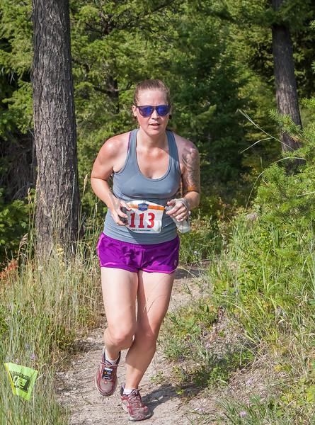 Marshall Mountain Trail Run 5K (f)-160