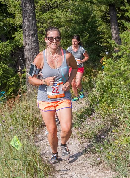 Marshall Mountain Trail Run 5K (f)-145